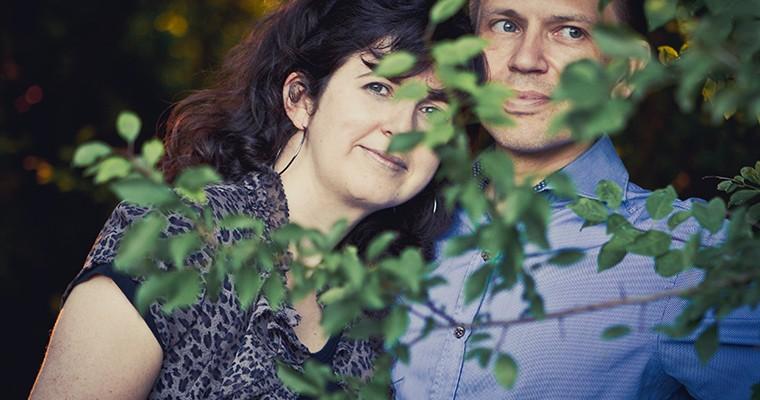 Par i skov